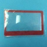 Индивидуальный логотип кредитной карты карман лупы Лупа Hw-808 бесплатные образцы
