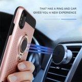 Крышка магнитной привлекательности случая телефона гибридная передвижная на iPhone 8