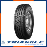 Tr688 9.00R20 11R22.5 triângulo na fábrica de pneus de caminhão de promoção