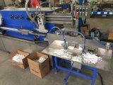 Máquina médica del brote de la esponja de algodón de la India con la sequedad y el embalaje