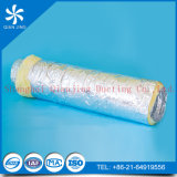 Conductos inflamables de la fibra de vidrio del manguito del aislante del acondicionador de aire M1