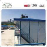 Structureprefabricated 가벼운 강철 건물 조립식 임시 사무실 또는 기숙사 또는 학교 또는 집