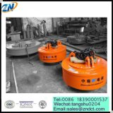 두꺼운 강철 플레이트를 위한 원형 에 높은 온도 MW03-70L/3 전기 드는 자석