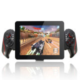 La mayoría del regulador compatible del juego de Bluetooth de la tablilla de la talla con la palanca de mando del clip para el iPad