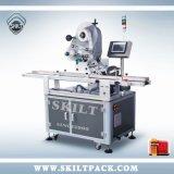 Máquina de etiquetas automática da superfície superior de preço de fábrica