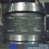Wcb aço fundido da válvula de retenção axial