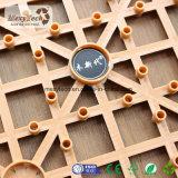 Foshan Patio WPC do intertravamento de mosaico em deck com 300*300mm