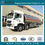HOWO T5g 8X4 10X4 Öl-LKW mit Becken 25000L