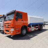 HOWO 물 트럭 266|290HP 12000L 물 탱크