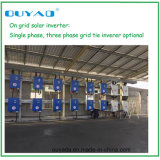 5kw, 10kw, 20kw, 30kw, invertitore di energia solare del legame di griglia di 50kw 1MW per la casa, fabbrica, banco, uso dell'azienda agricola
