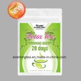 Herbal Wellness Ventre Plat de brûler les graisses de thé Le thé Le thé de désintoxication (28) Programme de jour