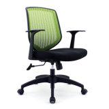 オフィスの会合の会議または会議室のための緑色の網の椅子