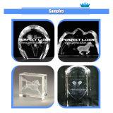 гравировальный станок лазера фотоего 3D кристаллический близповерхностный (те вещества)