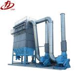 Collettore di polveri centrale del sacchetto della fonderia di pulizia del fumo della fornace industriale
