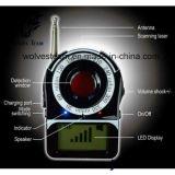 Mini Detector de sinal sem fio de banda completa