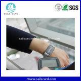 Bracelet en nylon personnalisé de l'IDENTIFICATION RF 860MHz~960MHz pour le concert