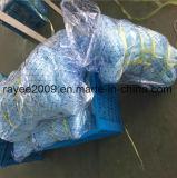 Bleu noeud unique du matériel de pêche Lws Filet de poisson