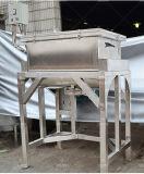 Doppio tipo macchina della scanalatura della polvere del nastro della vite del miscelatore con Ce