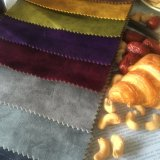 Tessuto da arredamento del velluto di Burnout per il coperchio di Funriture del sofà