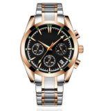 Высокое качество просмотра из нержавеющей стали часы сетка ремешок на запястье моды Quartz часы для мужчин