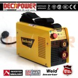 Très pratique de l'IGBT Portable MMA 100AMP DC inverter welding Machine