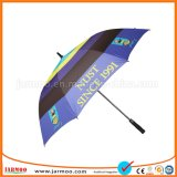 Venta caliente dar a conocer directamente de fábrica populares paraguas Golf