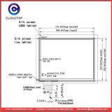 """ kapazitiver 8.0 Touch Screen Cloudtop vom elektronischen Technologie-Bildschirm-Hersteller"
