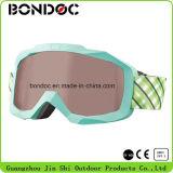 Bonnes lunettes de ski en verre TPU de neige de créateur