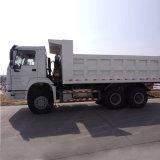 Zz3257N4347W HOWO 30 toneladas de volquete 6X4/camión volquete para el transporte