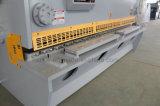 CNC die de Hydraulische Regelende Machine van de Scheerbeurt snijden