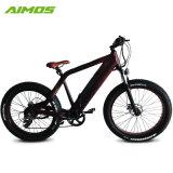 高速脂肪質のタイヤの電気マウンテンバイクの安い電気自転車