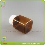 Recipiente di plastica di plastica dell'animale domestico dei prodotti 80ml con la protezione di plastica