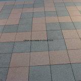Tijolos cerâmicos da água ecológica e colorida/concretos permeáveis para o edifício comercial