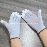 13G de elektronische Antistatische Handschoenen van het Werk van de Veiligheid, Pluksel - vrije Cleanroom Pu Hoogste Geschikte ESD Handschoenen
