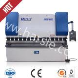 Freio da imprensa do Nc & máquina de dobra servo Eletro-Hydraulic da placa de metal
