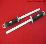 Affûteuse de couteau en céramique d'alumine de ménage Rod