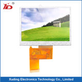 """Высокая яркость 7"""" 800*480 TFT дисплей панели управления с интерфейсом LVDS емкостная сенсорная панель"""