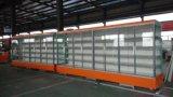 110V/60Hz Vertical comercial puerta de cristal Mostrar nevera