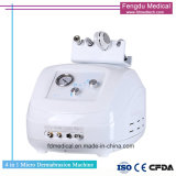 Diamond Microdermoabrasión con punta de diamante de la máquina de vacío Salón de belleza dispositivo