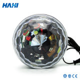 100-240Vディスコの段階LEDのBluetoothの有無にかかわらず軽い水晶魔法の球の形の声制御6つの球根