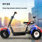 Непосредственно на заводе питания 3колес грузовых электрических инвалидных колясках