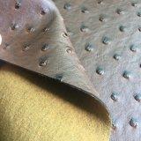 Самоклеящаяся виниловая пленка из натуральной кожи Rexine Hotsale страусов фо из натуральной кожи
