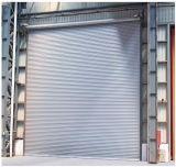 Fissare il portello commerciale industriale duro veloce di alluminio di rotolamento