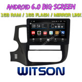 "Witson 10,2"" большой экран Android 6.0 DVD для автомобиля Mitsubishi Outlander 2017"