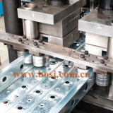 Construtionの足場の働きプラットホームの機械製造者を形作る鋼鉄板ロール