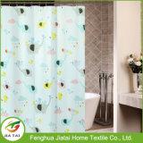 Preiswerter moderner Polyester-Gewebe-Tönung-Duschvorhang für Haus