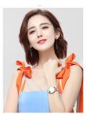 La mode féminine Earrings longue coeur Earrings Bijoux en argent de gros S925