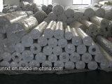 Paño de Terry llenado de la cubierta de colchón impermeable ajustada fibra del protector del colchón