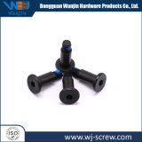 OEM-Precision черного цвета с шестигранной головкой под торцевой ключ самонарезающим винтом с круглой головкой