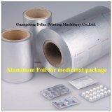 Impresora de alta velocidad de Ptp para el papel de aluminio usado medicinal (DLPTP-600A)